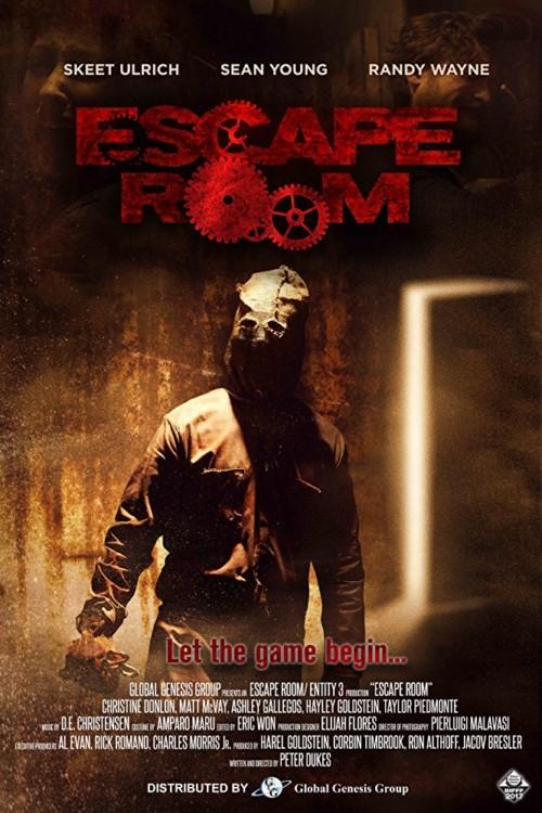 دانلود فیلم Escape Room 2017